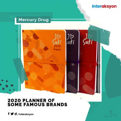 Mercury Drug planner
