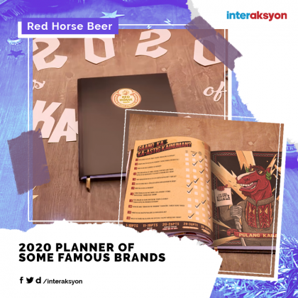 Red Horse planner
