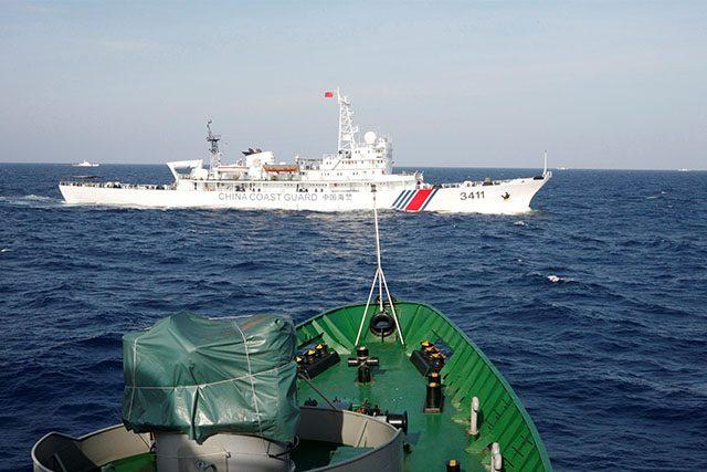 Chinese Coast Guard