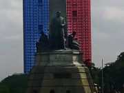Edited Rizal monument