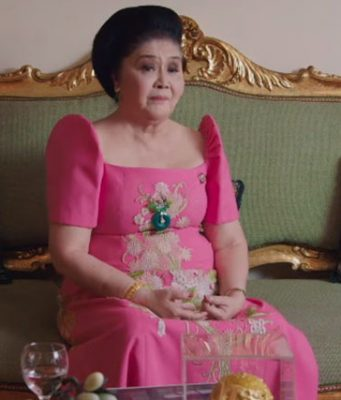 Imelda Marcos in The Kingmaker