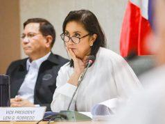 Leni Robredo as ICAD co-chair