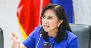 Leni Robredo in ICAD meeting