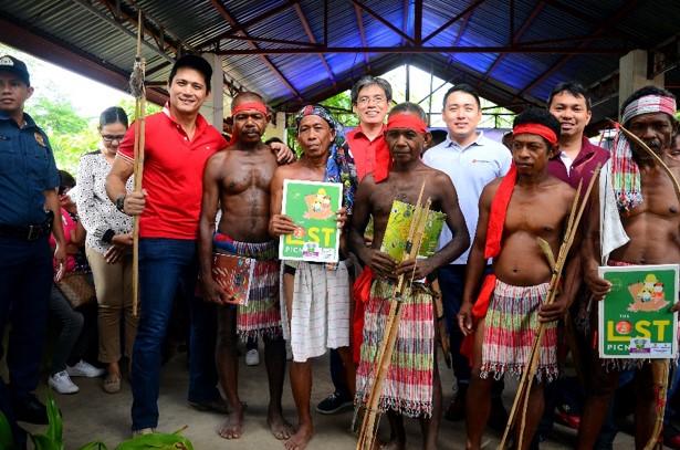 MoneyGram project in Iriga City