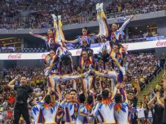NU UAAP Cheerdance 2019