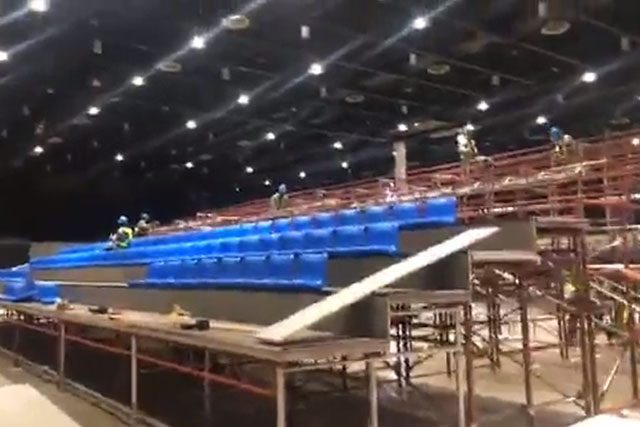 World Trade Center for SEA Games