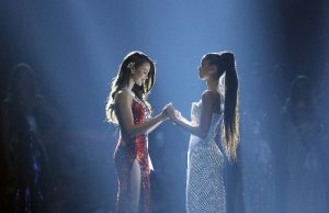 Catriona Gray crowning moment