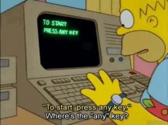 Homer Simpson as a baby boomer