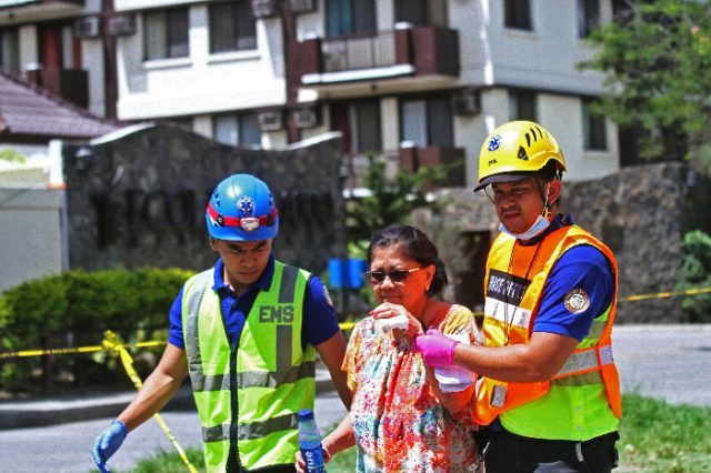 Davao City earthquake
