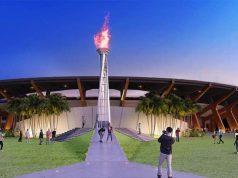 2019 SEA Games Cauldron design