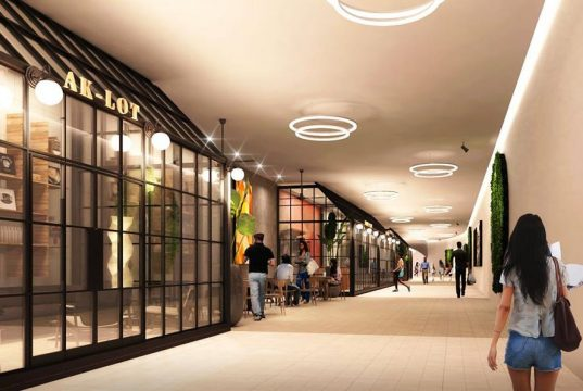 Manila underpass design proposal