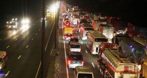 SLEX traffic