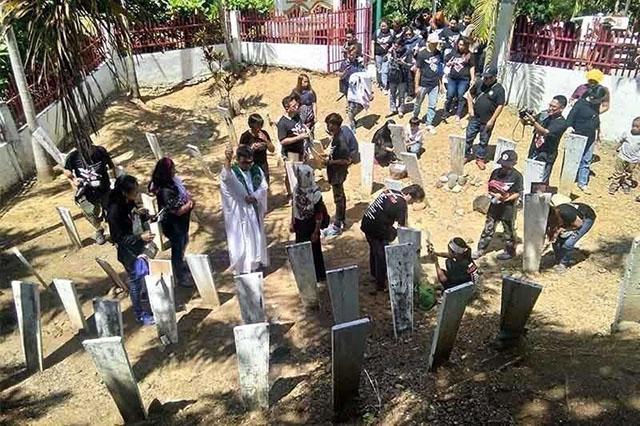 Ampatuan grave