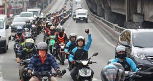 Angkas riders