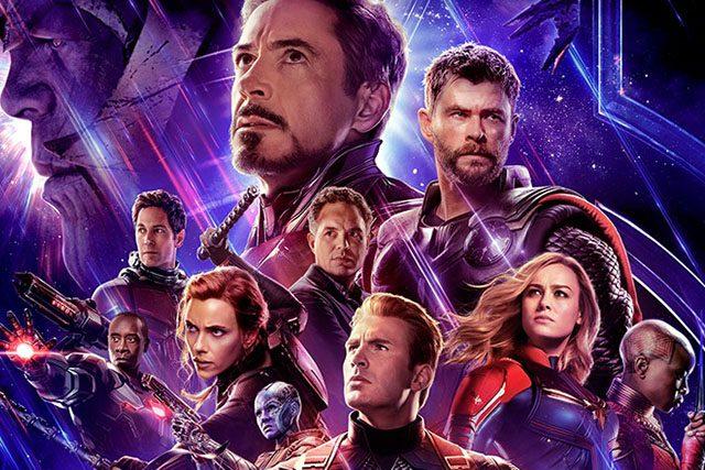 Avengers Endgame photo