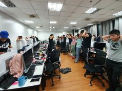Chinese gaming workers