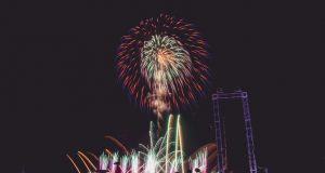 Fireworks in Pasay