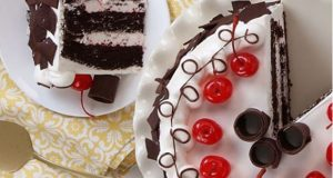 Goldilocks Black Forest Cake