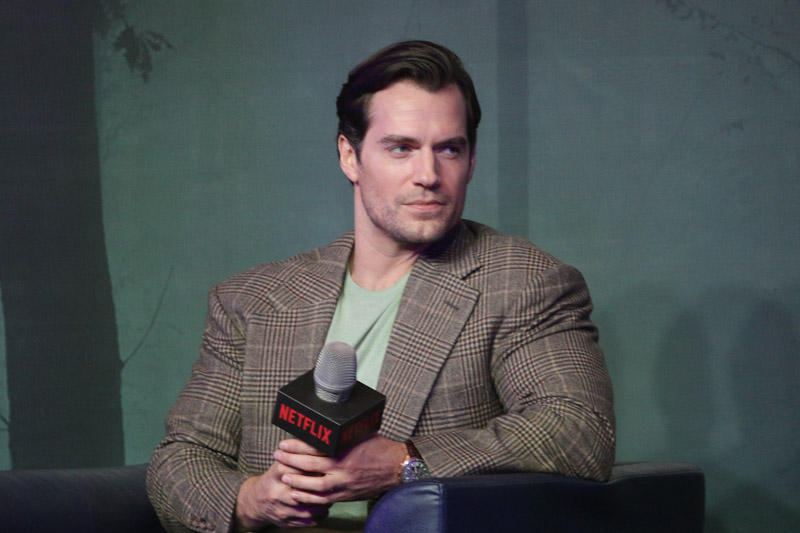 Henry Cavill Just Shaved Off His Moustache And Trolled