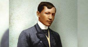 Jose Rizal rendition