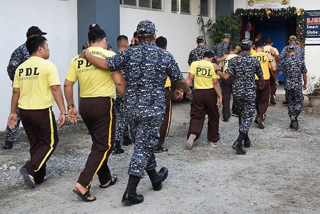 Maguindanao massacre accused