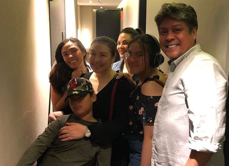 After Duterte started rumor about Kiko, Frankie Pangilinan shows proof of happy family