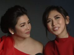 Regine Velasquez and Sarah Geronimo