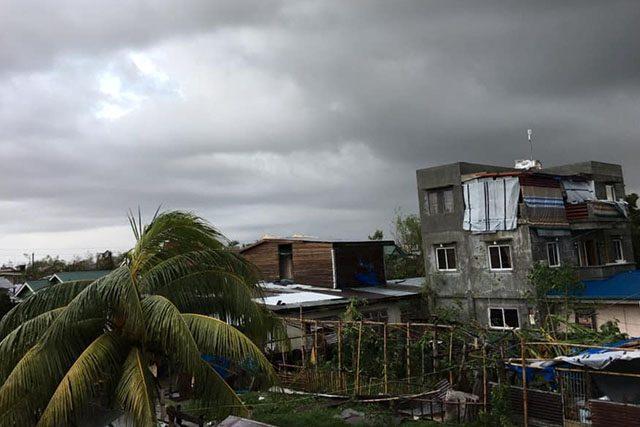 Typhoon Ursula
