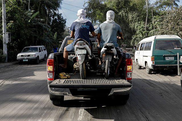 Residents of Batangas