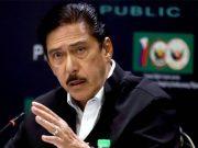 Tito Sotto in press conference