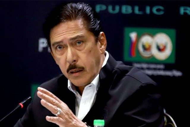 Tito Sotto in press conference