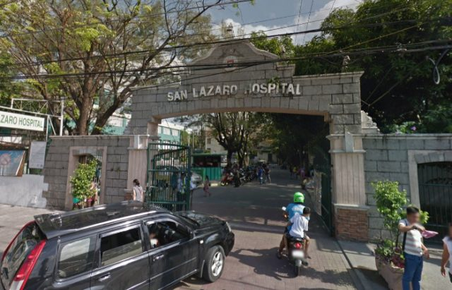 San Lazaro Hospital