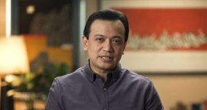 Antonio Trillanes as vlogger