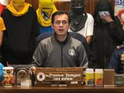 Isko Moreno with products