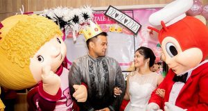 Jollibee wedding
