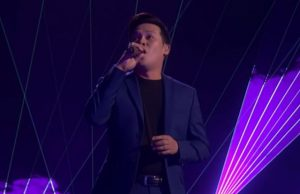 Marcelito Pompoy in AGT finals
