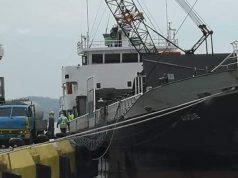 Philippine ship