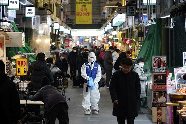 Korean Health Authorities Prioritize Coronavirus Containment in Daegu