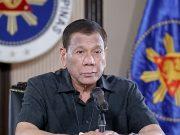 Duterte in March 30 briefing