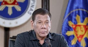 Duterte in March 30 briefing