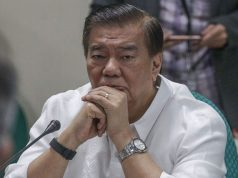 Franklin Drilon in Senate