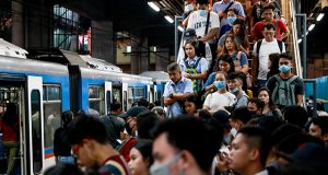 Daily life in Manila amid new coronavirus cases