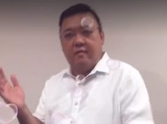 Harry Roque TikTok video