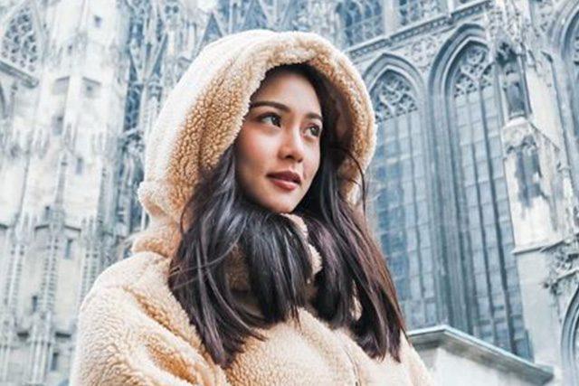 Kim Chiu in Austria