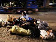 Manila vendors during quarantine