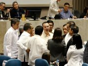 Speaker Alan Peter Cayetano's alleged coup attempt