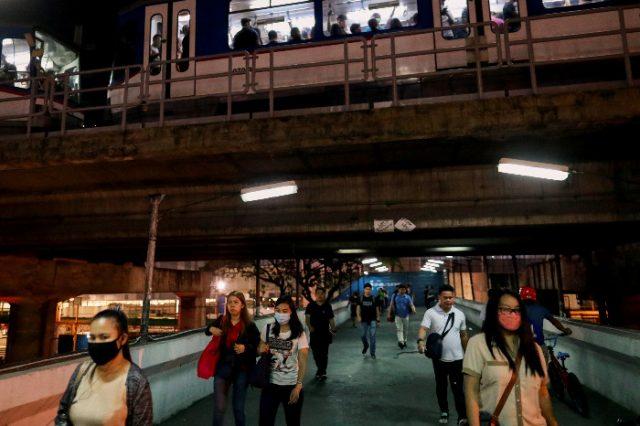 Metro Manila amid COVID-19