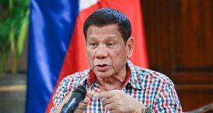 Duterte in April 16 speech