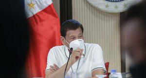 Duterte in April 24 address