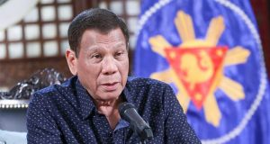 Duterte in April 6 Speech